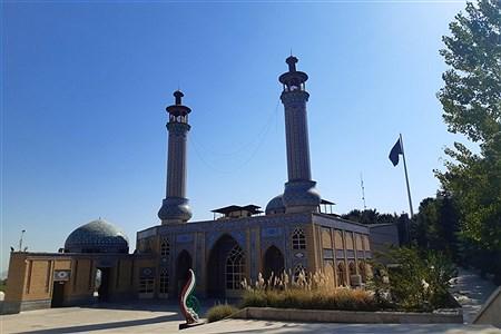 مسجد جامع خرمشهرتهران | Parei Jalelvand