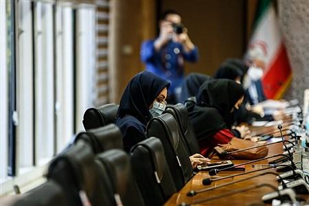 نشست خبری پیرامون مسائل شبکه آموزشی شاد | Ali Sharifzade