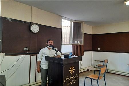 تقدیر از دانشآموزان مدرسه استعداد درخشان شهید بهشتی رودهن | Sobhan Zahedi