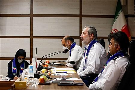 نشست مدیران سازمان دانشآموزی استانهای سراسر کشور   Behrooz Khalili