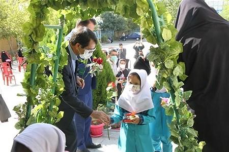 آیین نواختن زنگ شکوفه ها در خراسان شمالی   | Ramazani
