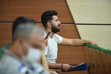 آیین قرعه کشی مسابقات قهرمانی هندبال جوانان کشور به میزبانی یاسوج  | Samad ehsani