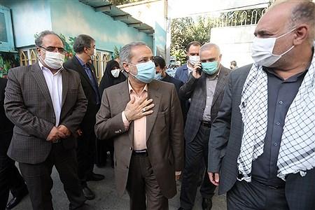 زنگ ملی ایثار و مقاومت   Hossein Paryas