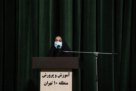 اختتامیه جشنواره آذرخش | Zahra Alihashemi