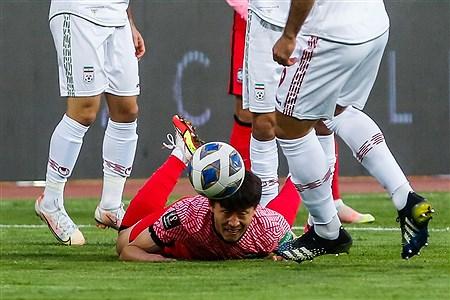 دیدار تیمهای فوتبال ایران و کره جنوبی | Ali Sharifzade