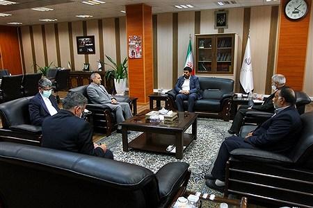 دیدار استاندار سیستان بلوچستان با سرپرست وزارت آموزش و پرورش | Behrooz Khalili
