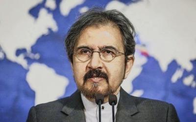 قاسمی: وزیر امور خارجه امشب برای شرکت در کنفرانس امنیتی مونیخ به آلمان میرود