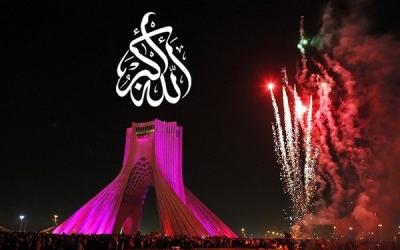 امشب ساعت 21، گلبانگ تکبیر و نورافشانی آسمان سراسر کشور