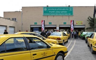 شهرداری تهران دومین مجوز برای تاکسیهای اینترنتی را صادر کرد