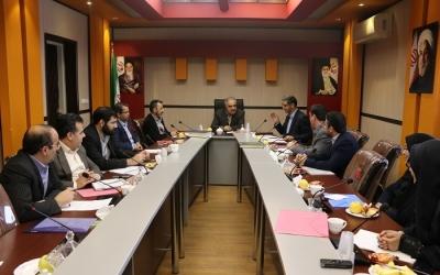 برگزاری ششمین جلسه بهبود کیفیت سوادآموزی شهرستان های استان تهران