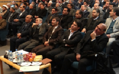 نجفیان بعنوان مدیر عامل و رئیس هیآت مدیره شرکت آب منطقه ای البرز منصوب گردید