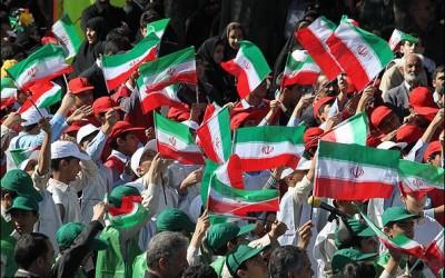 آمادگی فرهنگیان و دانش آموزان مراغه جهت حضور پرشکوه در راهپیمایی یوم الله 22 بهمن