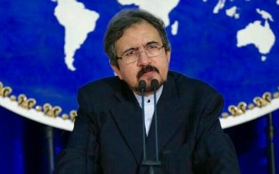 واکنش وزارت امور خارجه به ادعای اسرائیل درباره انهدام پهپاد ایرانی